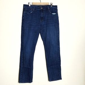 Lucky Brand 221 straight jeans size 38/34
